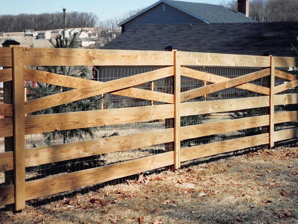 Estate Ccc Fence