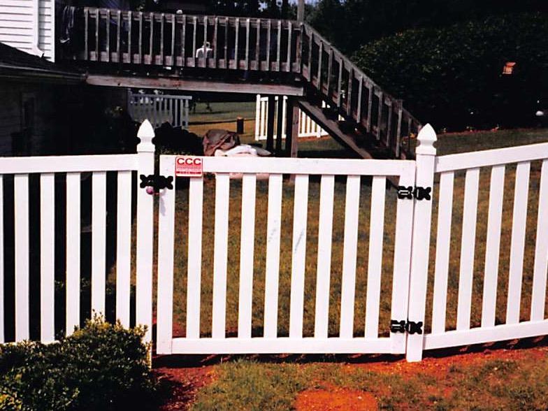 Gates ccc fence