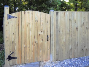 Gate Vertical Board